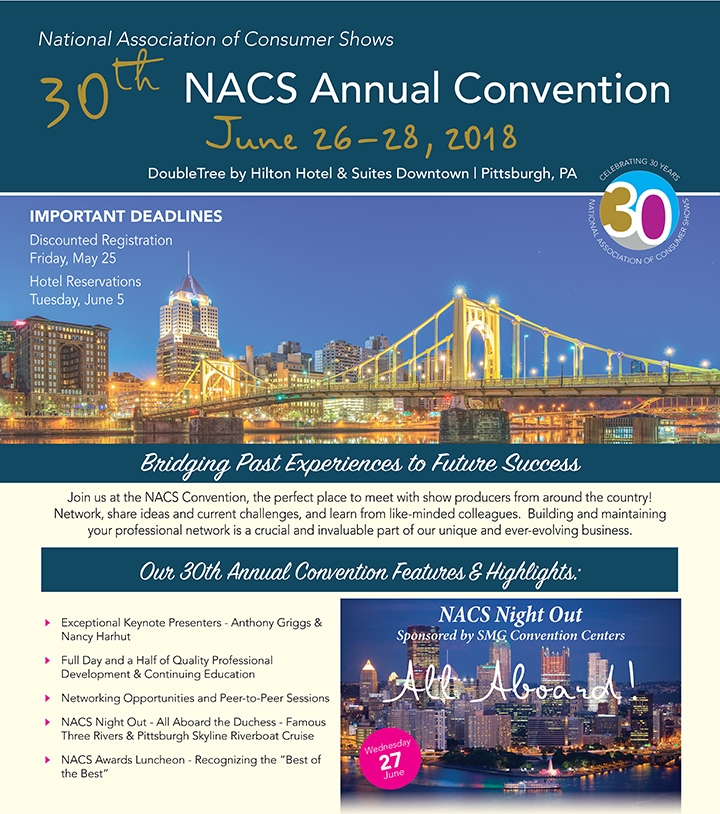 2018 NACS Convention
